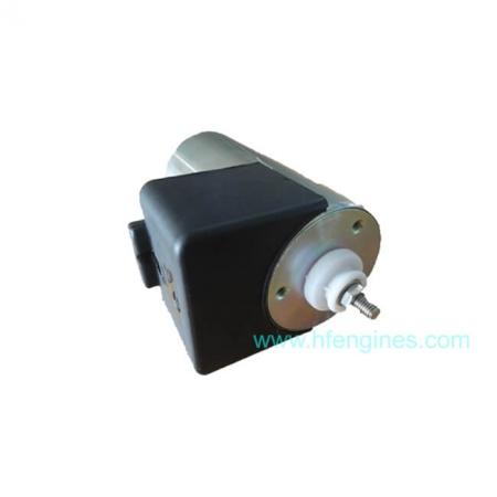 stop solenoid valve 01181665