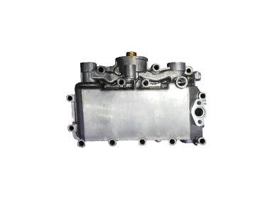 DEUTZ parts oil cooler box