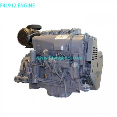 DEUTZ F4L912 complete engine