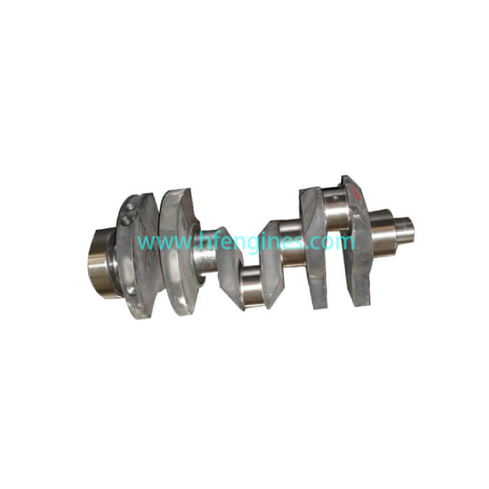 Deutz F3l912 Engine Parts Crankshaft 02136928