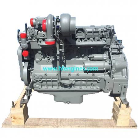 deutz BF6M2012C engine complete