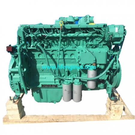 Original deutz TCD2013 L06 2V engine complete